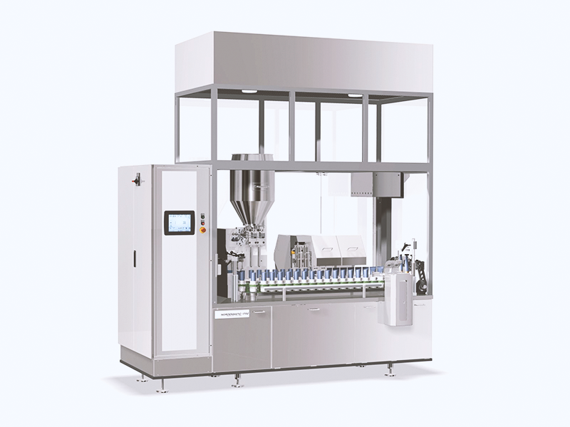 Norden is offering customized pharma machines