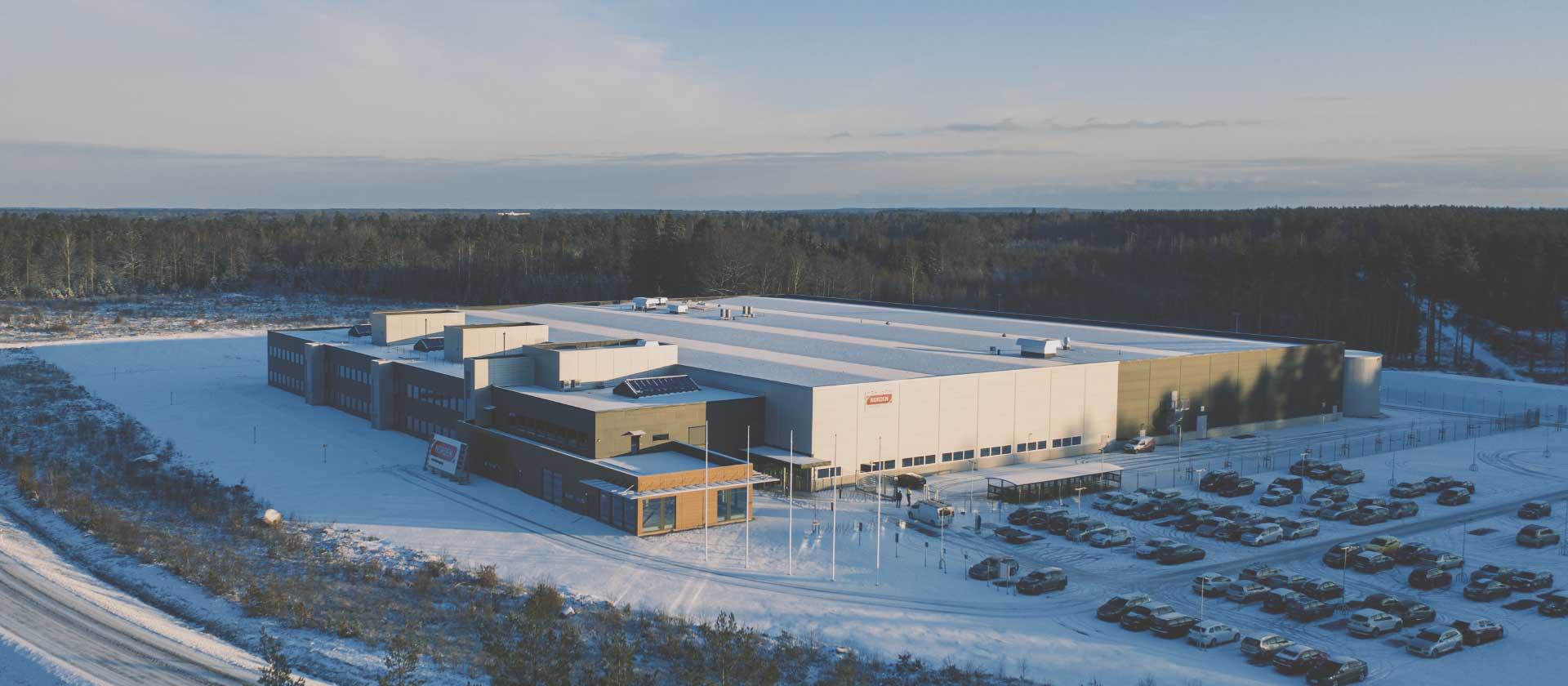 New factory brings Norden into the future